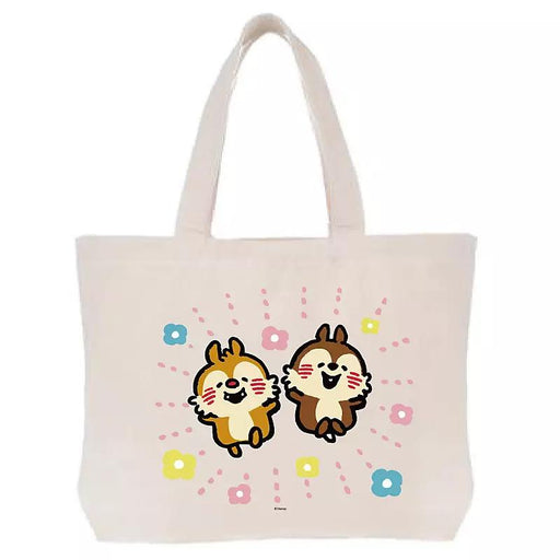 JDS - D-Made Disney x Kanahei (Tote Bag) - Chip & Dale
