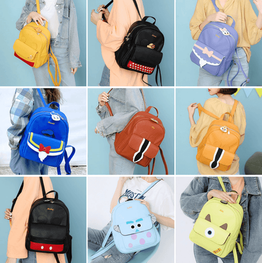 Taiwan Exclusive - Disney Characters Backpacks