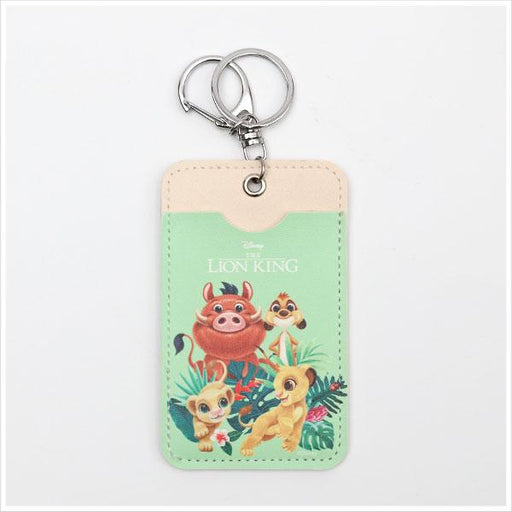 Taiwan Exclusive - Disney Pass Case Keychain - The Lion King