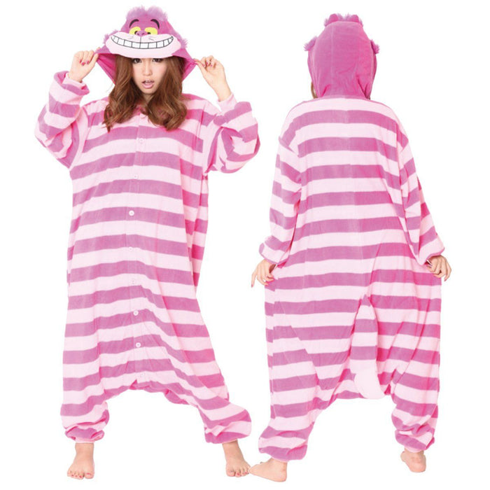 Japan Sazac - Disney Kigurumi Costume (Unisex) - Cheshire Cat