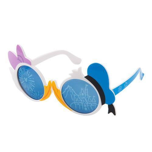 TDR - Kissing Donald & Daisy Fashion Sunglasses