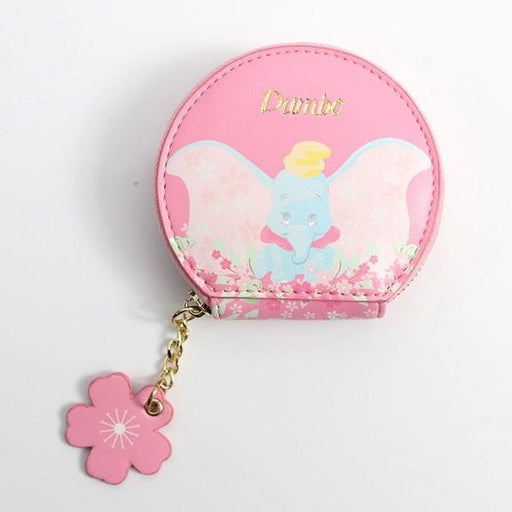 Taiwan Exclusive - Spring Cherry Blossom Coin Purse - Dumbo