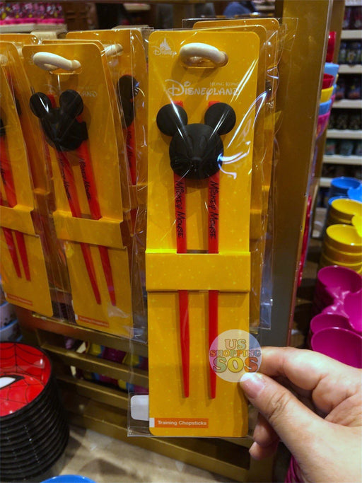 HKDL - Training Chopsticks - Mickey Mouse
