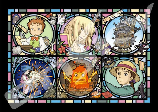 Japan Ensky - Studio Ghibli Puzzle - 208 Pieces Art Crystal - News from Magic Castle (Howl's Moving Castle)