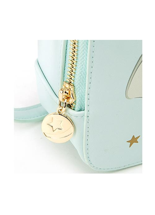Taiwan Exclusive - Disney Icon Square Shoulder Bag (Dumbo/Turquoise)