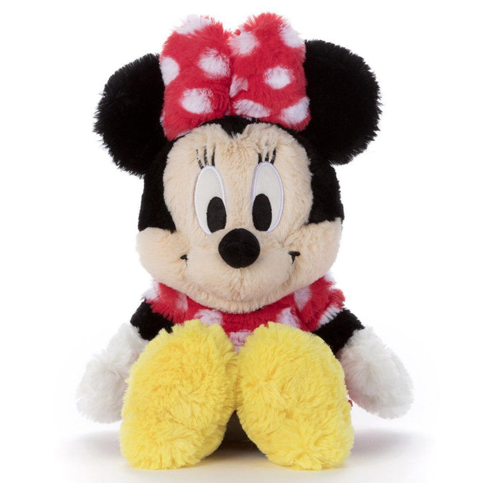 "Japan Disney - ""Fluffy to Your Heart"" Plush"