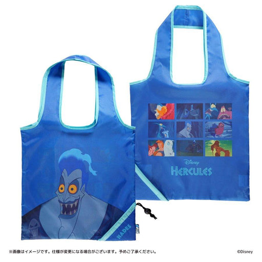 Japan Kiddyland - 2 Sided Eco/Shopping Bag x Hercules