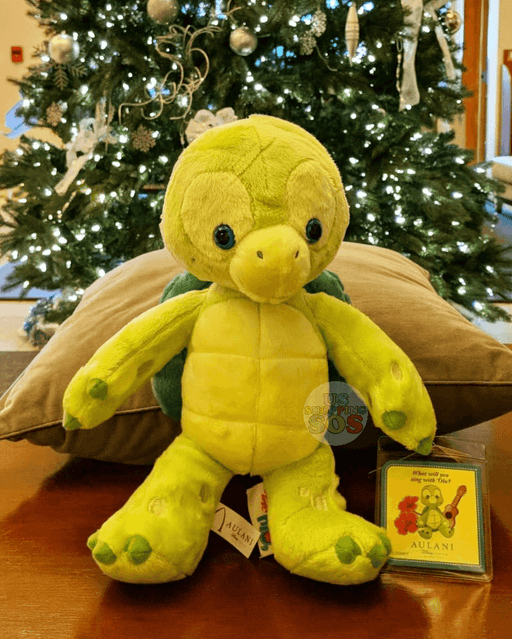 Aulani - Duffy's New Friend - Olu Plush