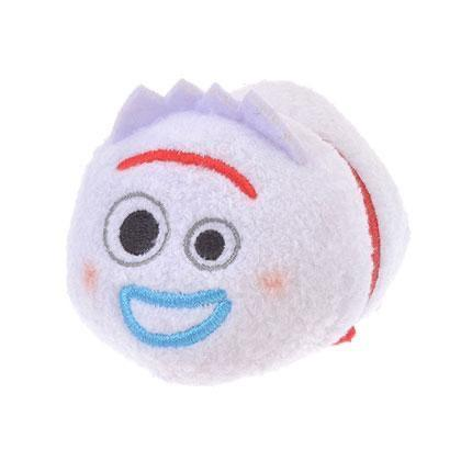 HKDL - Tsum Tsum (Size S) Plush x Toy Story 4 Collection - Forky