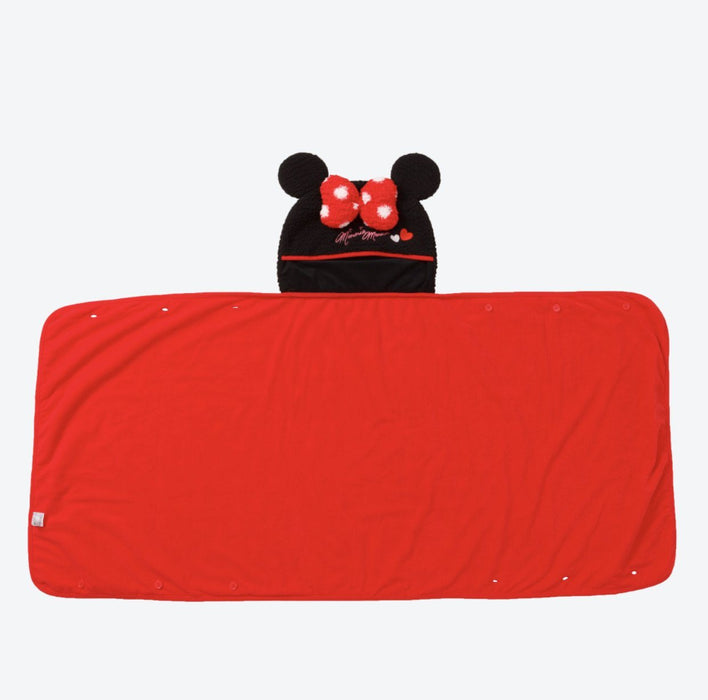 TDR - Multi- Functions Blanket x Minnie Mouse