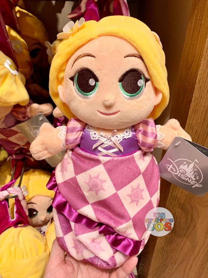 DLR - Disney Babies Plush Toy - Rapunzel