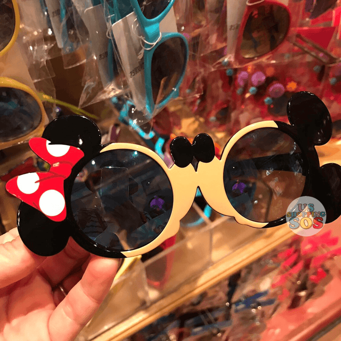TDR - Kissing Mickey & Minnie Fashion Sunglasses