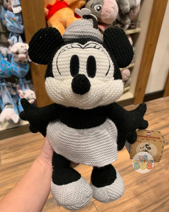 DLR - Classic Cozy Knits Plush - Minnie Mouse