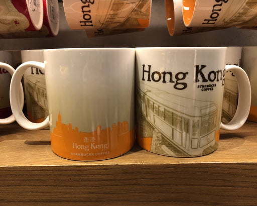 Starbucks - 16oz Hong Kong Mug