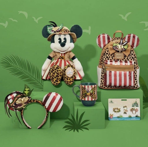 SHDL/SHDS - Minnie Mouse the Main Attraction Series - November (Jungle Cruise)