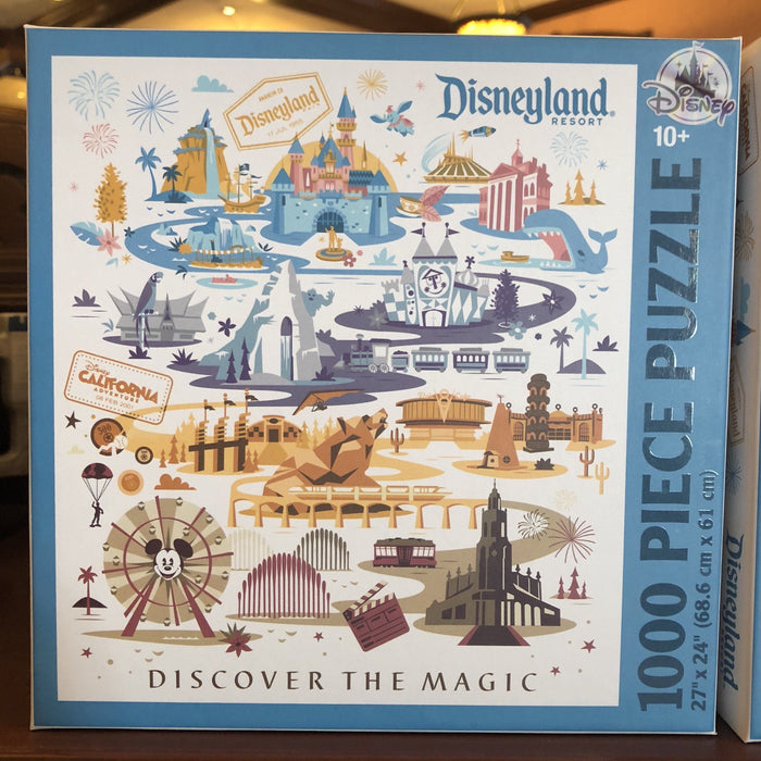 DLR - Discover the Magic 1000 Pcs Puzzle