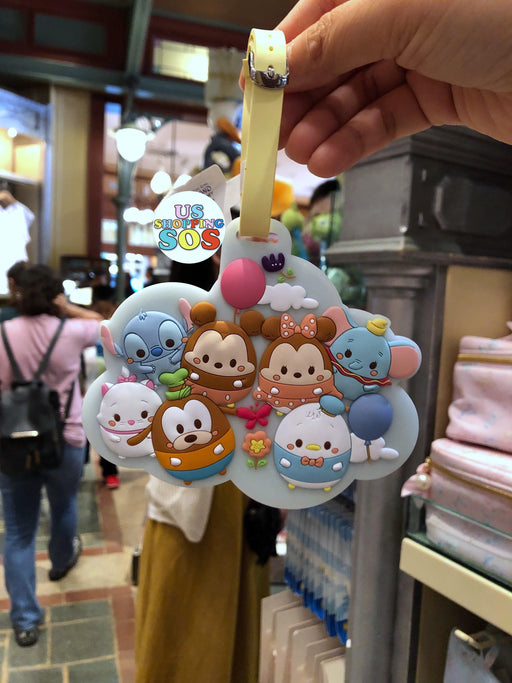 HKDL - Luggage Tag x Ufufy
