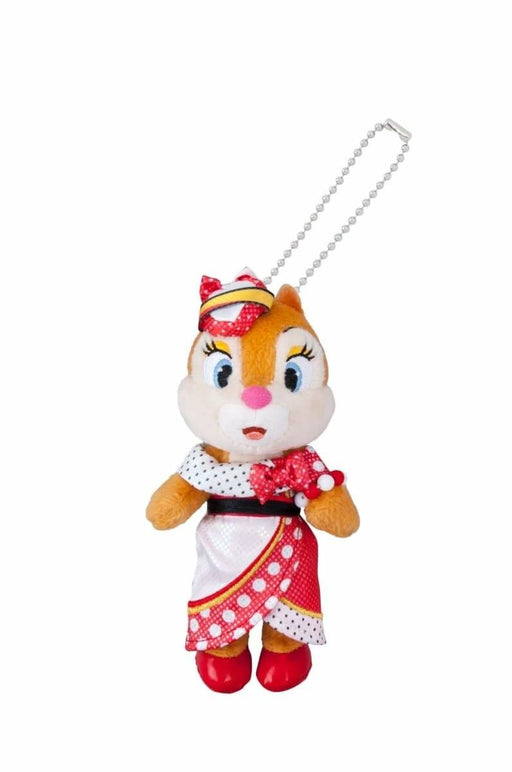 TDR - Very Very MINNIE! - Plush Keychain with Badge x Clarice