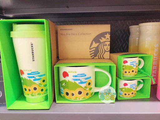 Starbucks Japan - You Are Here Japan Summer Series (Limited Time only)
