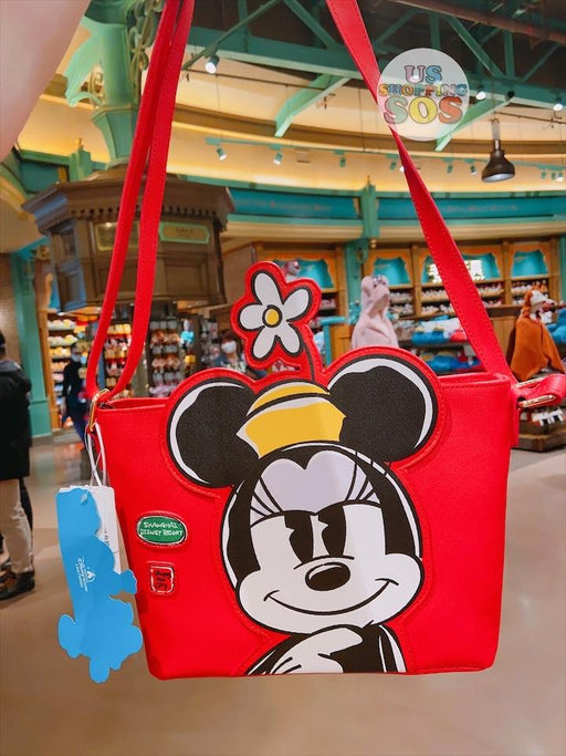 "SHDL - ""Shanghai Collection"" - Crossbody Bag x Minnie Mouse"