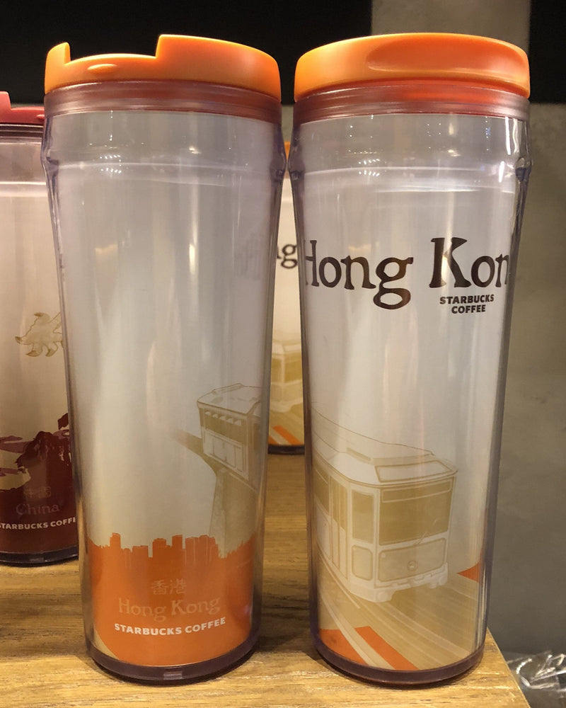 Starbucks - 12oz Hong Kong Tumbler
