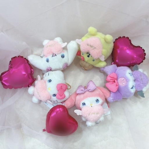 Japan Exclusive - Sanrio Valentine Day x Plush Toy Keychain x