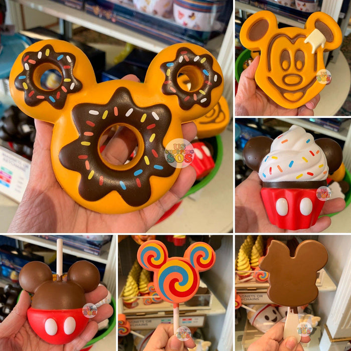 DLR - Disney Parks Food - Magnet