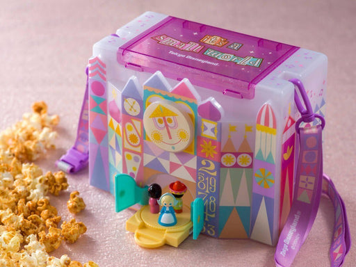 TDR - It's a Small World Popcorn Bucket (Pre-Order)