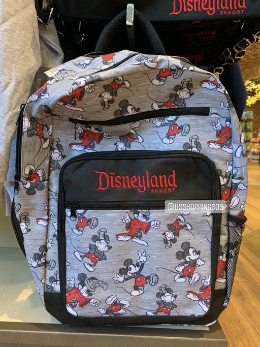 DLR - Sketch Mickey All-Over-Print Backpack