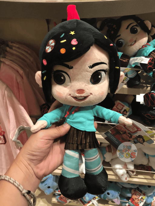 DLR - Ralph Breaks the Internet Plush - Vanellope von Schweetz