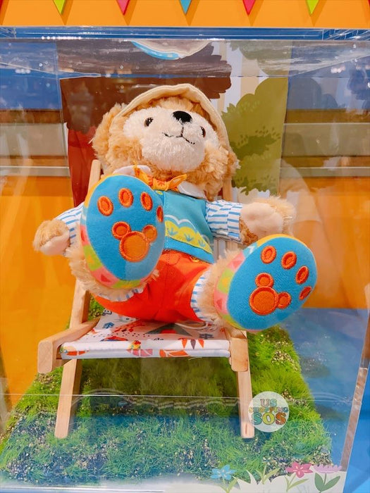 SHDL - Duffy & Friends Summer Camp Collection - Chair for Plush Toy
