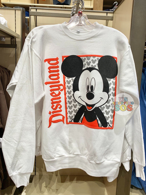 "DLR - Character ""Disneyland"" Sweater (Adult) - Mickey Mouse"