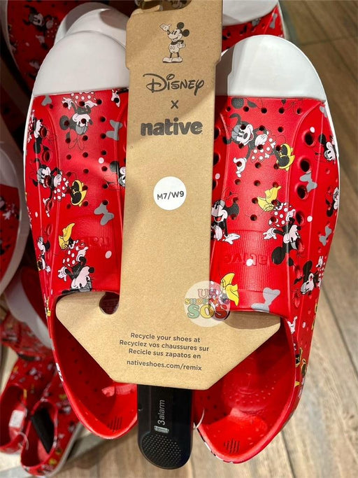 DLR - Native All-Over-Print Minnie Mouse Shoes (Adult)