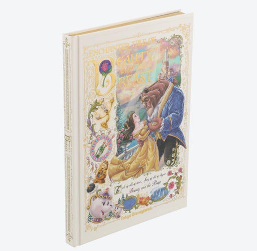 TDR - Enchanted Tale of Beauty and the Beast Collection - B6 Notebook