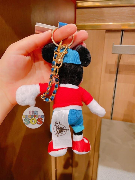 SHDL - I Mickey SH Collection - Plush Keychain x Mickey Mouse