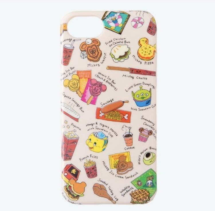 TDR - Food Theme x IPhone 6-8 Case