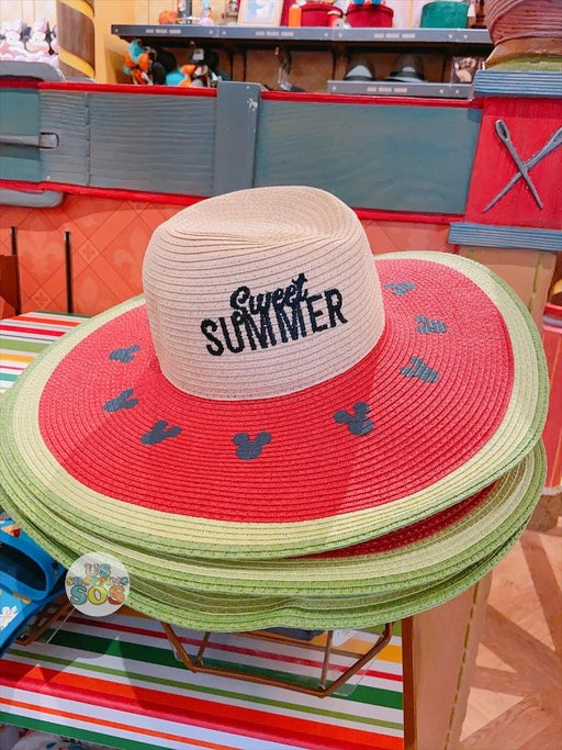 SHDL - Sweet Summer Collection - Mickey Mouse Sun Hat