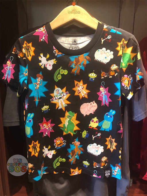 HKDL - All-Over-Print Tee x Toy Story 4