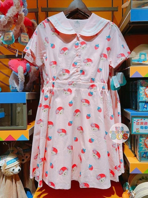 SHDL - Duffy & Friends Summer Camp Collection - All-Over Printed Dress x ShellieMay (For Adults)