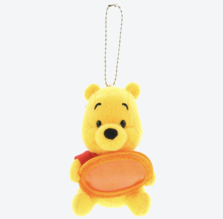 TDR -Plush Toy Keychain with Name Tag x Winnie the Pooh