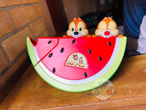 SHDL - Chip & Dale Eating Watermelon Souvenir Sipper
