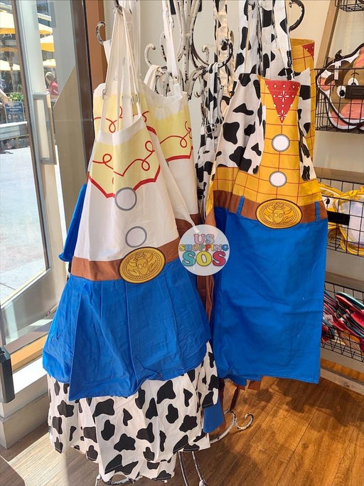 DLR - Disney Kitchen Matching Apron - Woody & Jessie