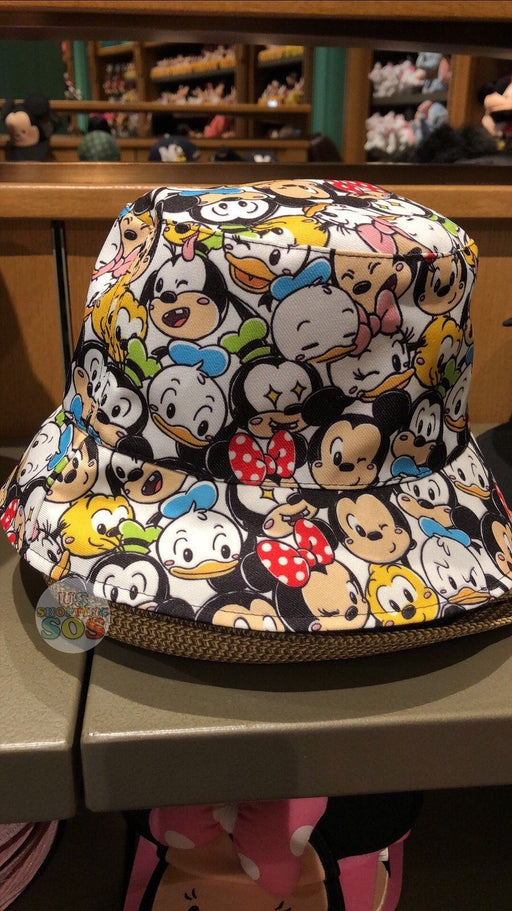 SHDL - All- Over-Print Mickey & Friends Hat