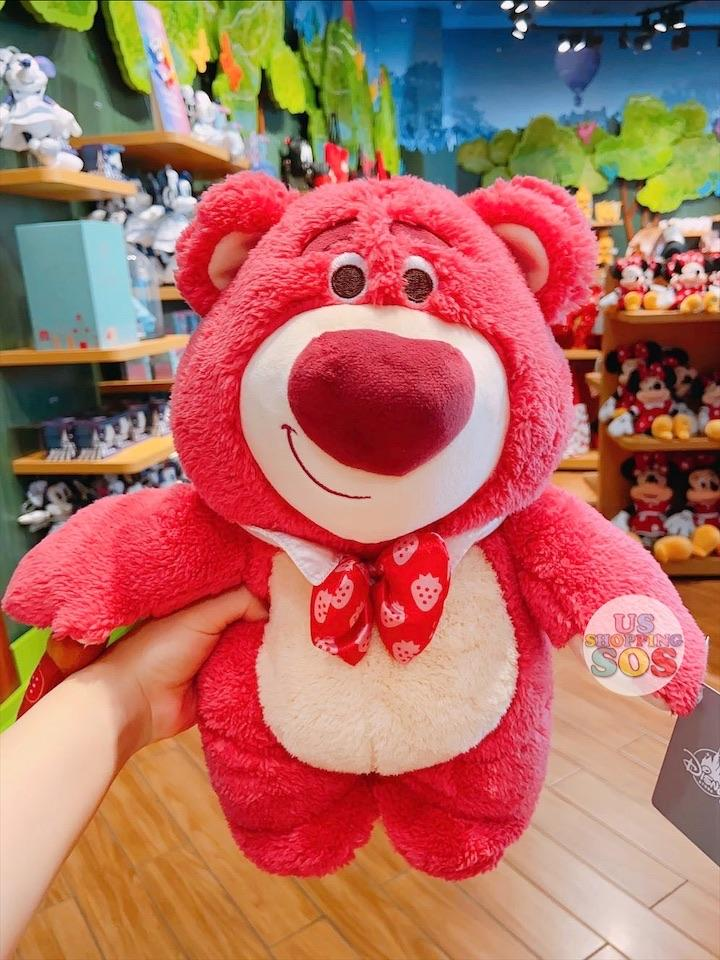 SHDS - Strawberry Collection - Plush Toy x Lotso