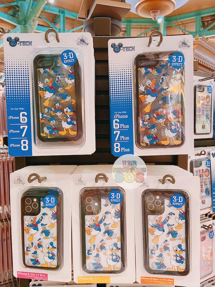 SHDL - Iphone Case x All Over Printed Donald Duck