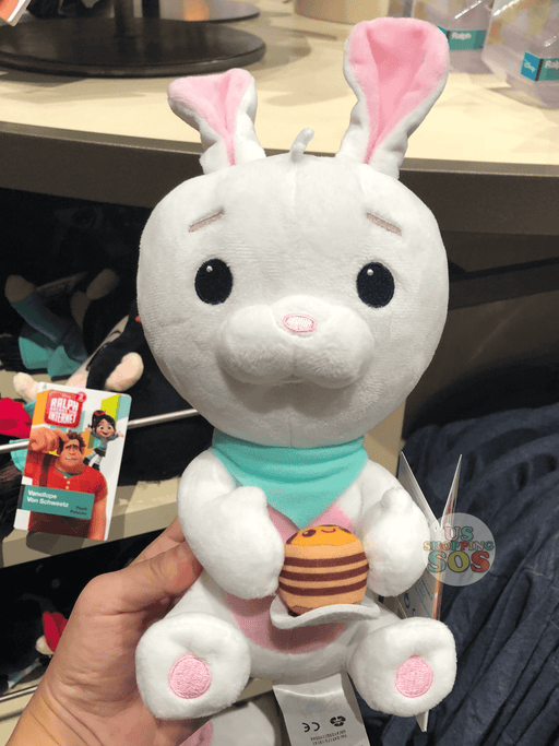 DLR - Ralph Breaks the Internet Plush - Fun Bun