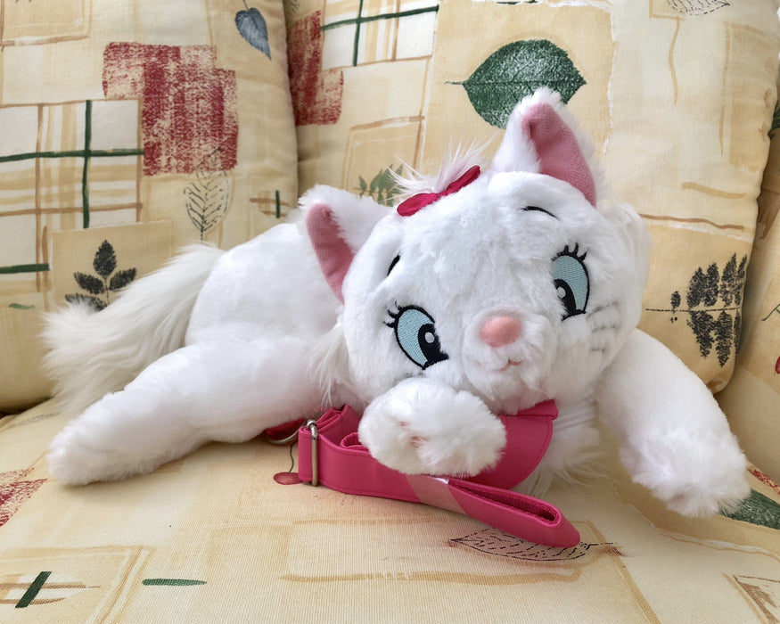 TDR The Aristocats One Shoulder Plush Backpack - Marie