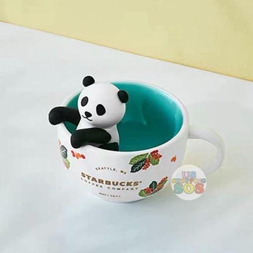 Starbucks China - Cherish Cutie - Panda Tea Infuser with Mug Set 285ml