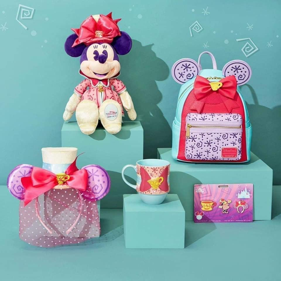 HKDL/SHDS/DLR - Minnie Mouse the Main Attraction Series - March (Mad Tea Party)