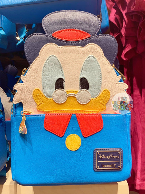 DLR - Loungefly DuckTales Scrooge McDuck Backpack